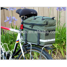Nuevo Bike Bike Bag Pannier Cycling Rack Rear Frame Mount Saddle Bag Carrier